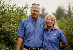Alf and Sandee Krause