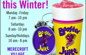 Booster Juice Campbell River Merecroft