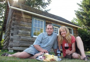 """""""It's the circle of local life"""": Jennifer Schell on wine, cheese and the Okanagan"""