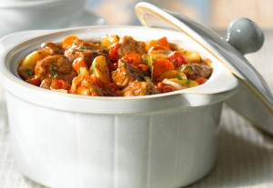 Traditional Braised Beef Stew