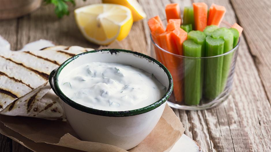 Creamy Herb Dip
