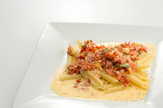 Creamy Prosciutto Sauce