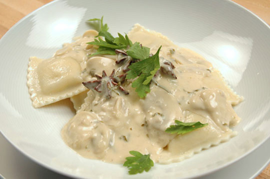 Star Anise Cream Sauce