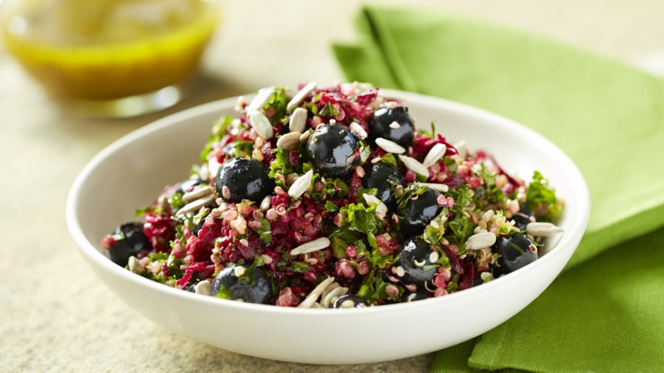 Blueberry Superfood Salad