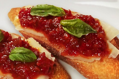 Tomato Trio Jam