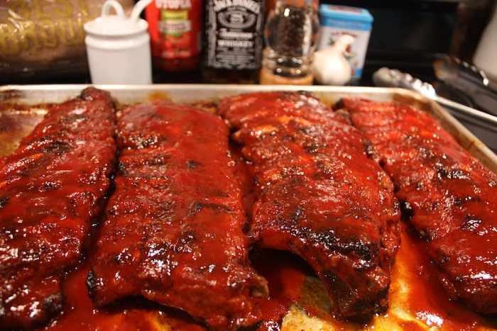 Rubbed & Sauced Baby Back Ribs