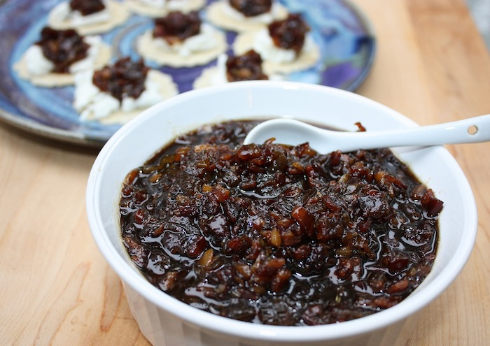 Rosemary Maple Bacon Jam