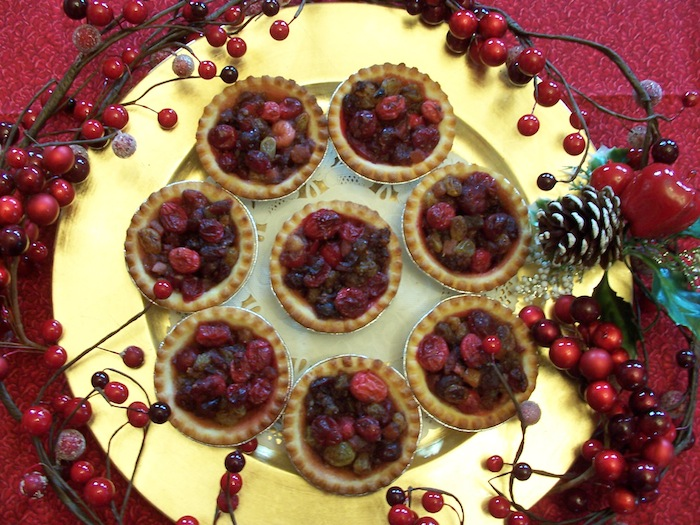 Cranberry Mincemeat