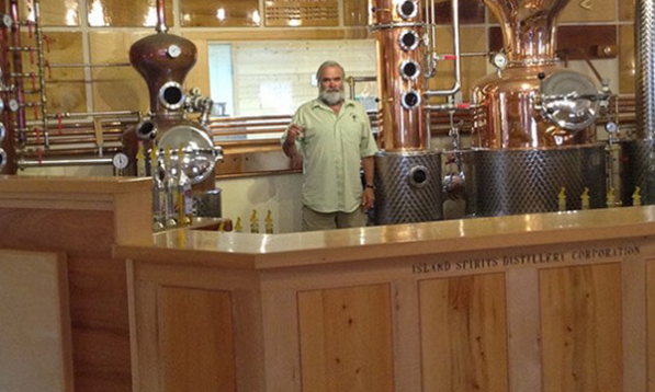 Blog Image Gallery - Distillery
