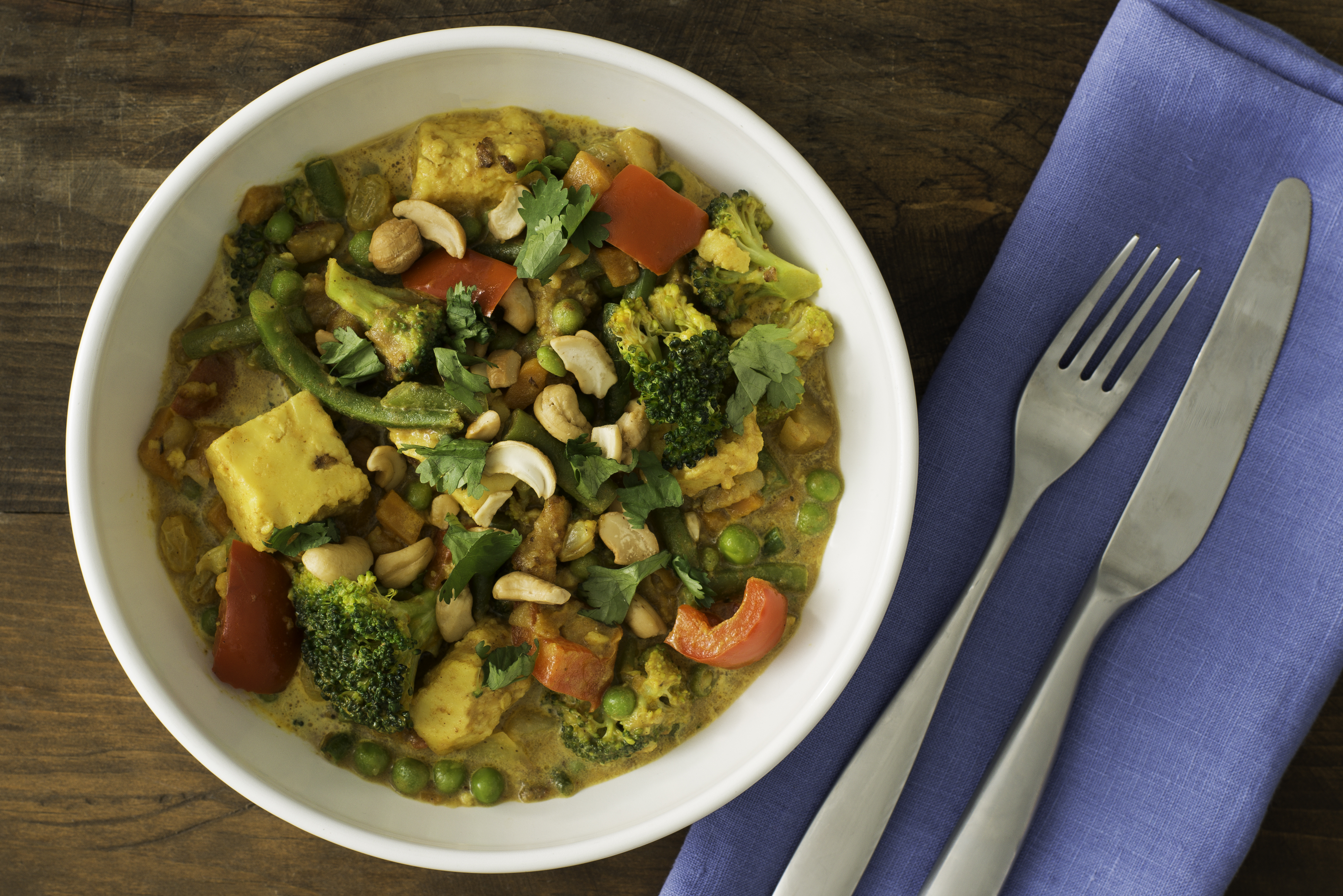 Indian Vegetable Korma