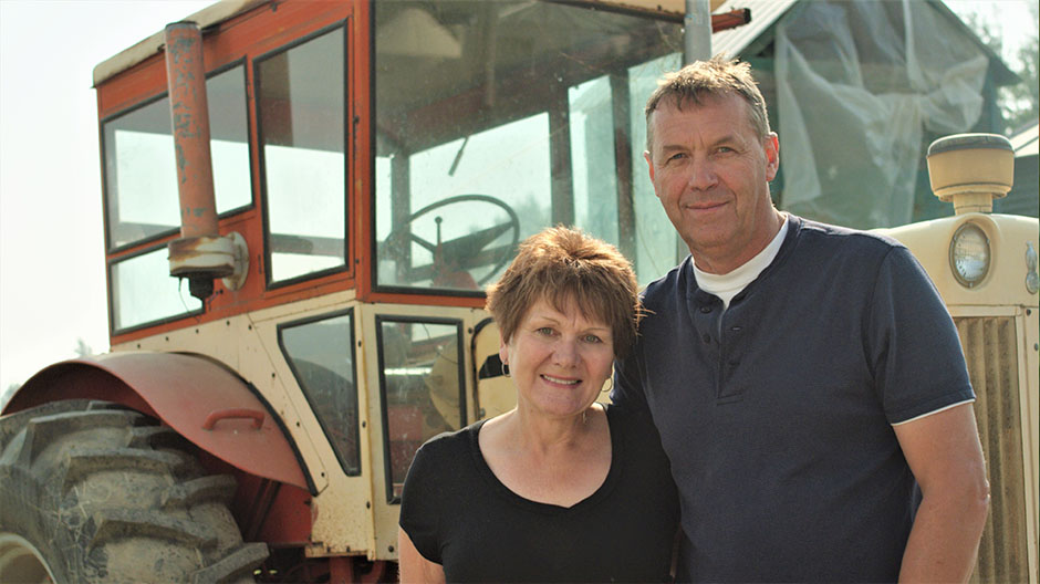 Critcher Farms – Barry and Irmi Critcher