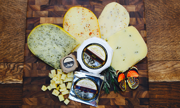 Blog Image Gallery - December - Cheese Tray