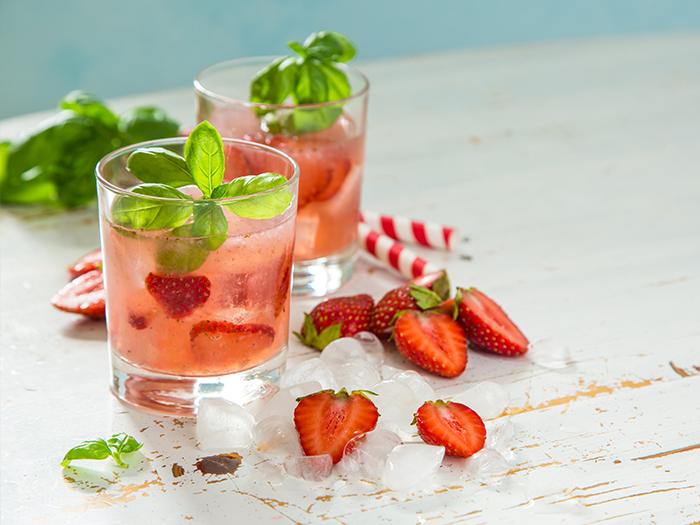 Strawberry Smash