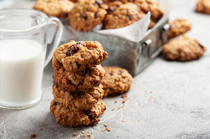 Mrs. Appleby's Oatmeal Cranberry Cookies