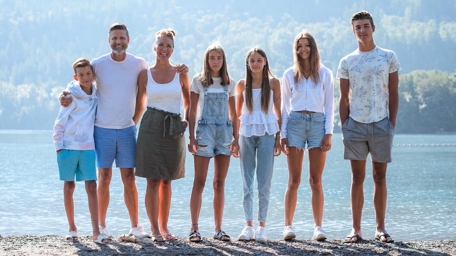 Vanderkooi Family