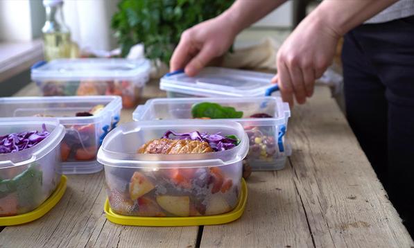 Fighting Food Waste Blog